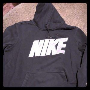 Nike Hoody Black/grey
